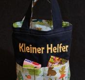 Kinder Wendetasche - Kleiner Helfer