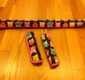 Gurtpolster und Überzug für Bauchbügel