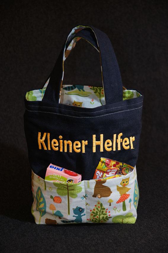 """Kinder-Wendetasche """"Kleiner Helfer"""""""