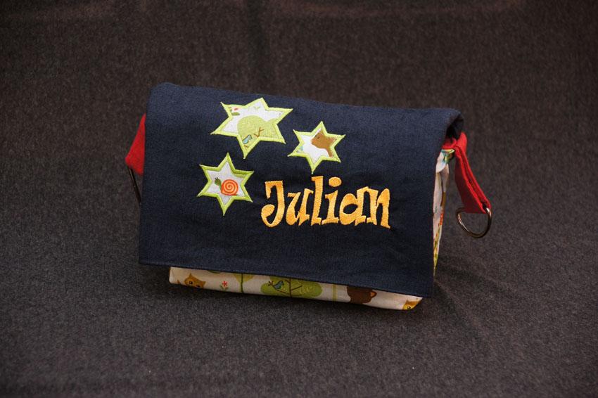 """Kindergartentasche """"Juliian"""""""